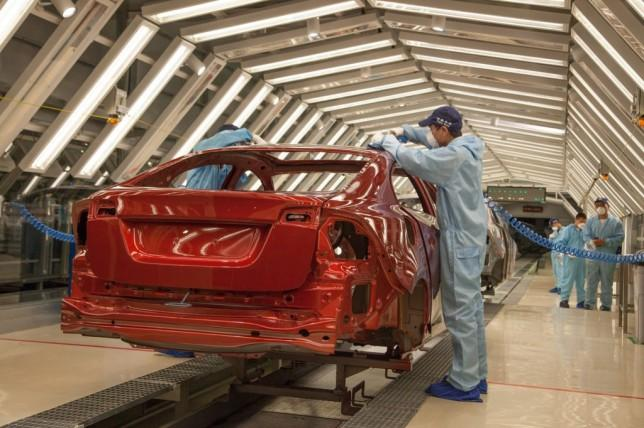 Продажи Volvo в Китае выросли на 46% в 2013 году