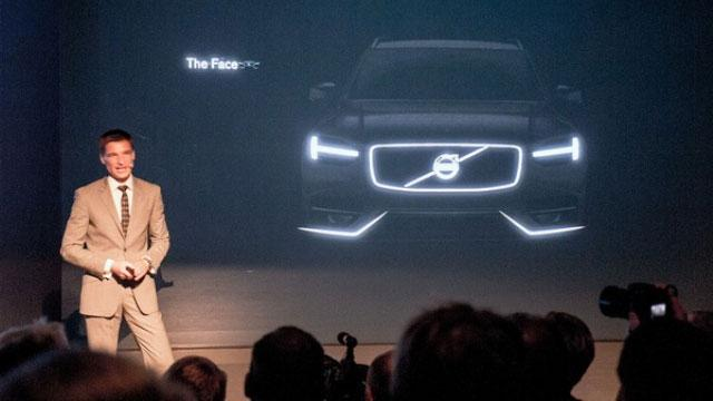 Новый кроссовер Volvo XC 90 2014 года – технические характеристики и фото