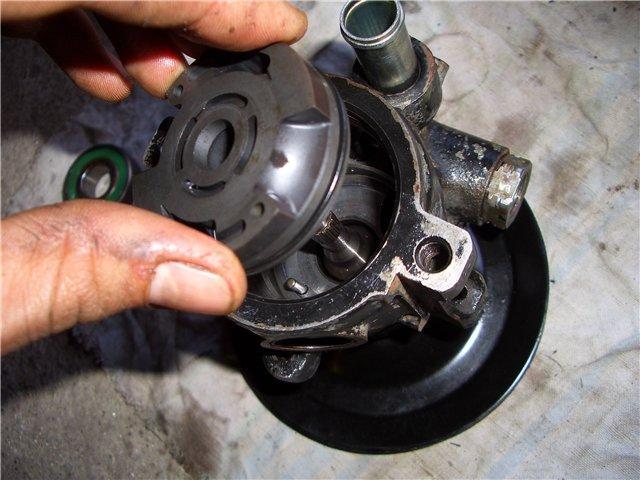 вольво sh12 двигатель д12-схема гидроусилителя руля