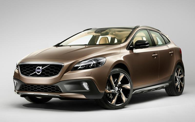 Volvo V40 Cross Country фас