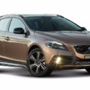 Volvo V40 Cross Country коричневый