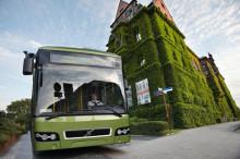 Автобусы Вольво