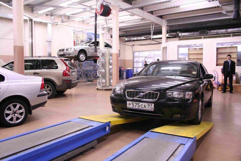 Подбор колесных дисков для автомобилей Volvo
