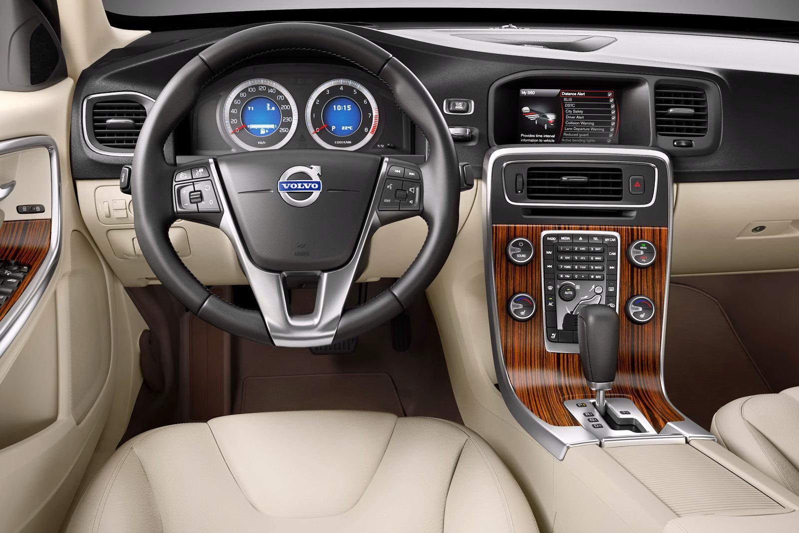Volvo S60 или Volvo S80