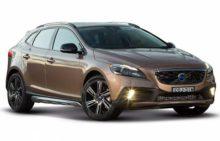 Volvo V40 Cross Country коричневый
